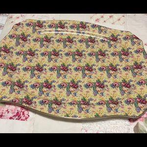 Royal Winton Wellbeck large ascot platter